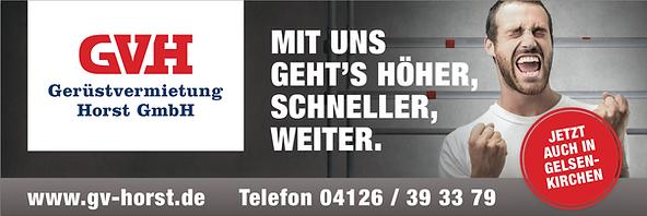 Freier Top Texter Anzeigen-Texte GVH Gerüstvermietung Horst