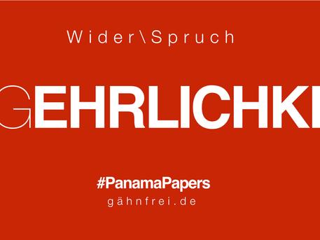Apropos #Panamapapers