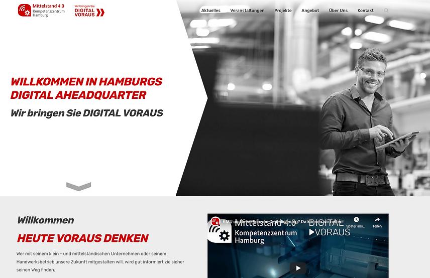 Digital 4.0 Kompetenzzentrum Hamburg ReB