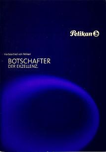 Freier Top Texter PELIKAN Werbeartikel-Katalog Edle lyrische Texte