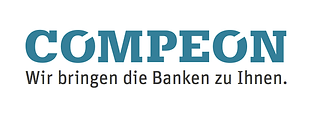 Kreativer Kampagnen-Claim COMPEON Fintech Startup