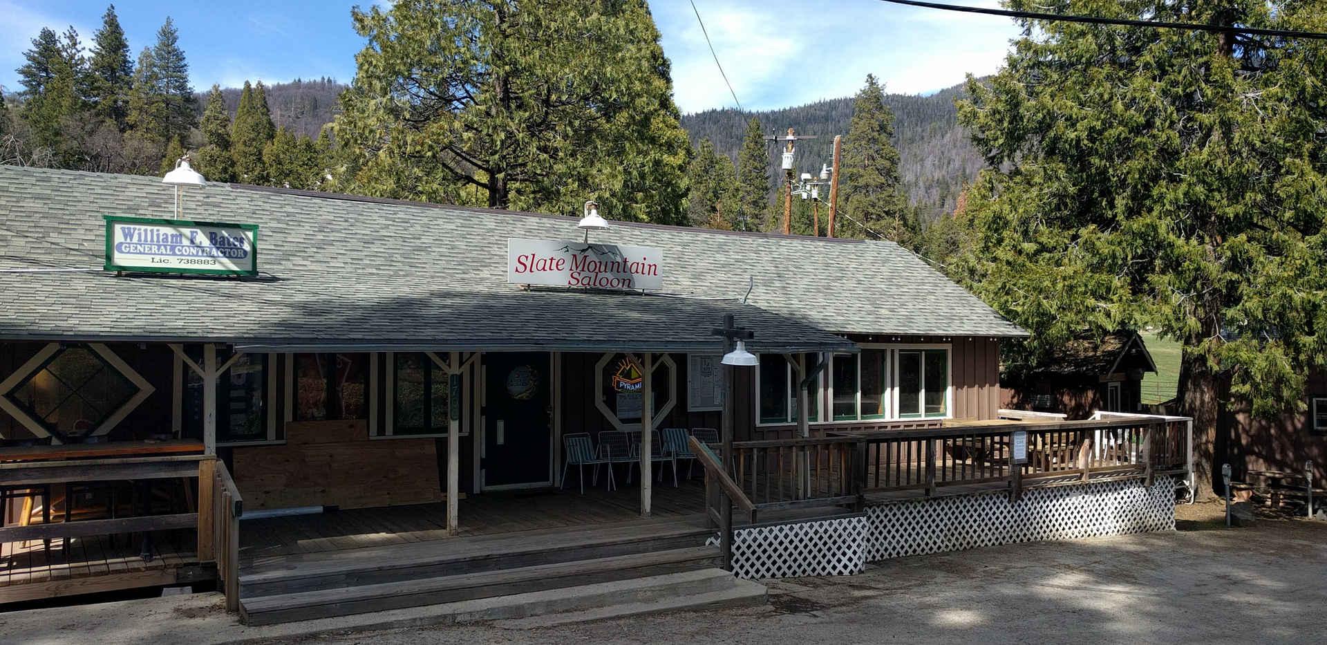Slate Mountain Saloon