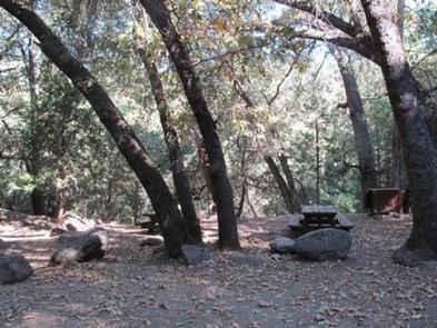 Wishon Campground Site