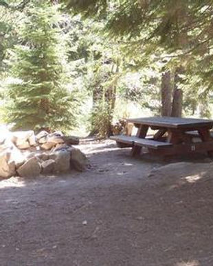 Campgrounds in the Giant Sequoia National Monument