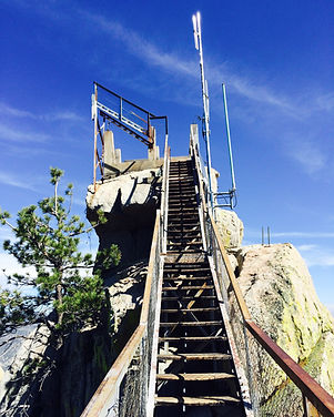Needles Lookout Staircase