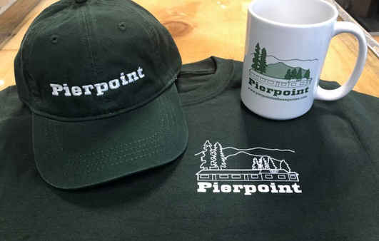 Souvenirs at the Pierpoint General Store