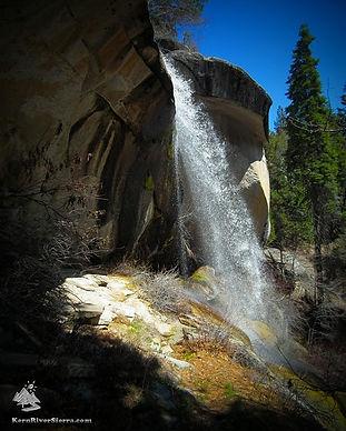 Nobe Young Creek Falls