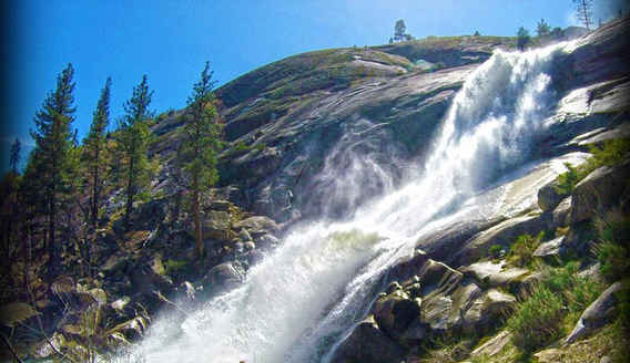 Peppermint Creek Falls