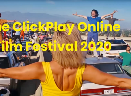 The ClickPlay Film Festival went live!