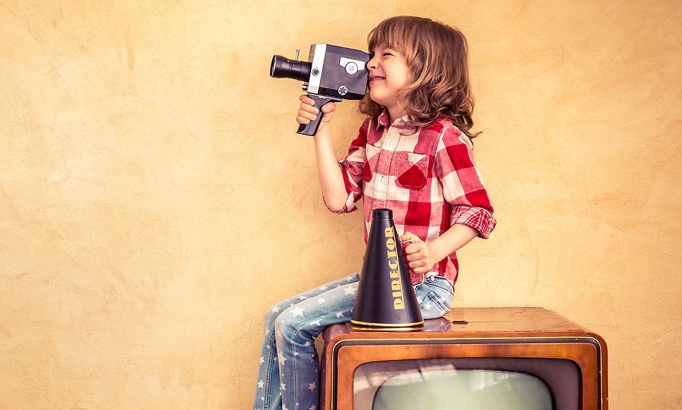 90-min 4-WEEK FILMMAKING COURSE: Saturdays 4:30pm UK