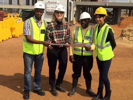 How Chuck Feeney inspired one woman to build and donate a school in Africa