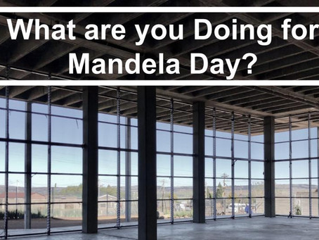 Mandela Day 2019