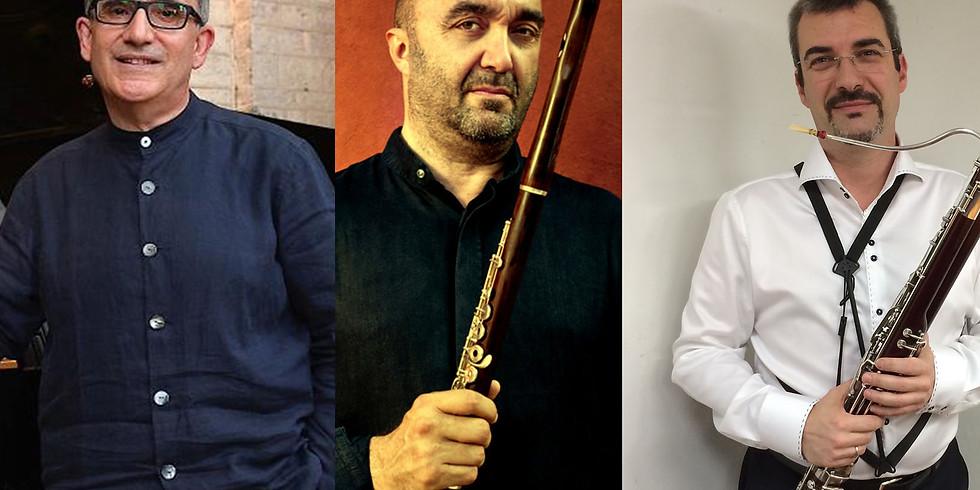 Anteprima: Lorenzo Luiselli, pianoforte - Segue: Incontro di solisti