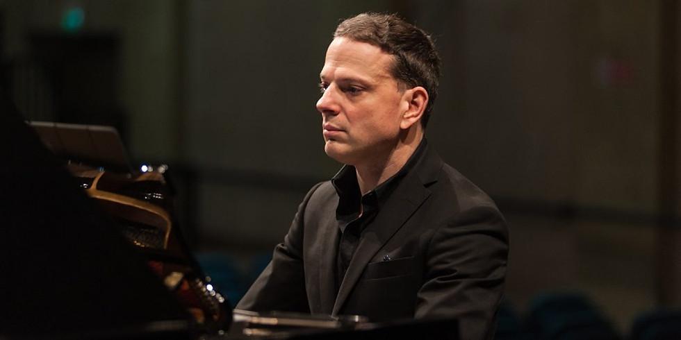 Marcello Mazzoni, pianista