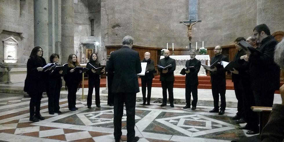 Coro Musica Reservata - Roberto Ciafrei