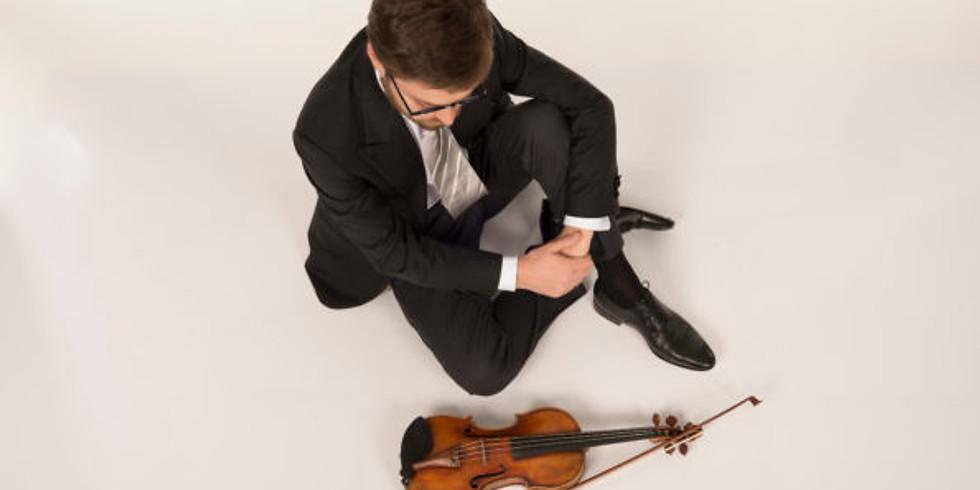 Edoardo Zosi, violinista - Sandro De Palma, pianista