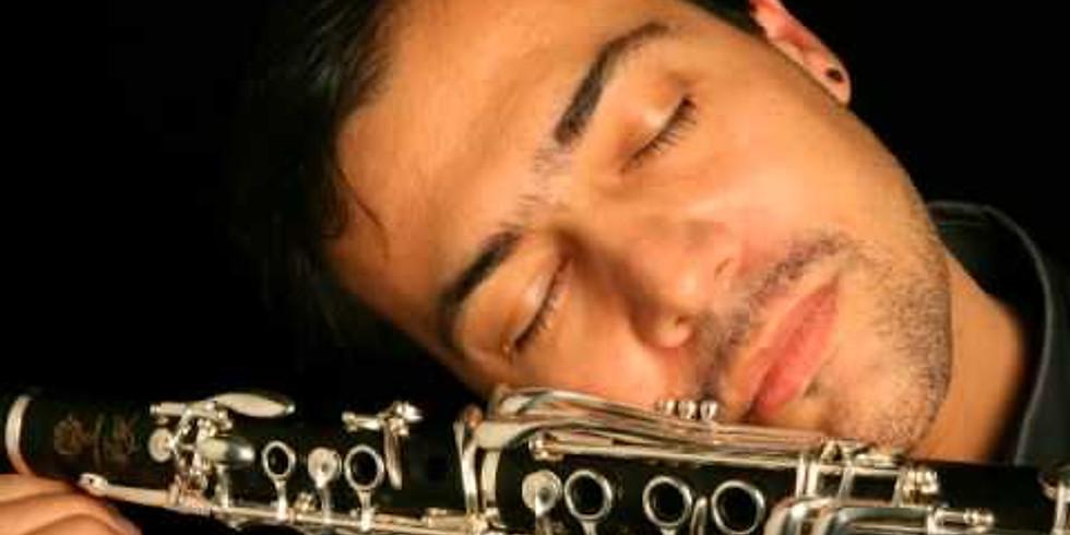 Quartetto Adorno, archi - Alessandro Carbonare, clarinetto
