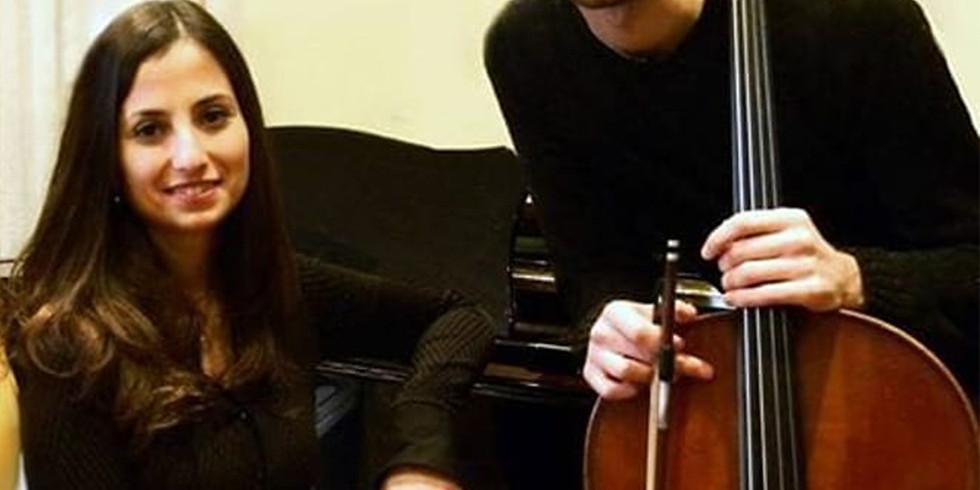 Suono Italiano: Francesco Marini & Barbara Panzarella