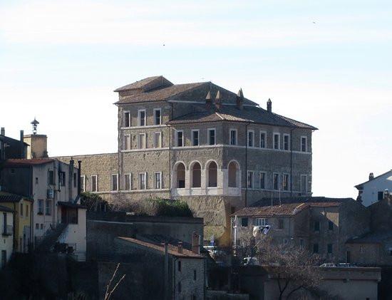 Rocca Farnese a Ischia di Castro