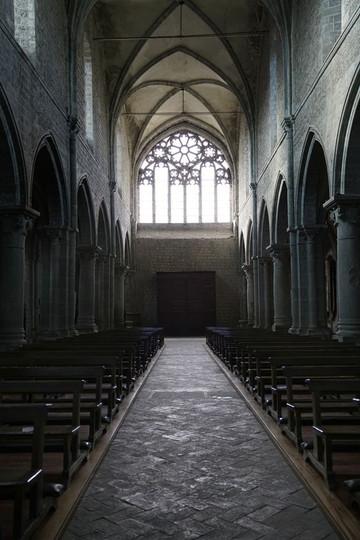 Chiesa dell'Abbazia cistercense di San Martino al Cimino