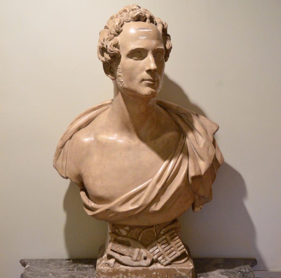 Busto di Vincenzo Bellini