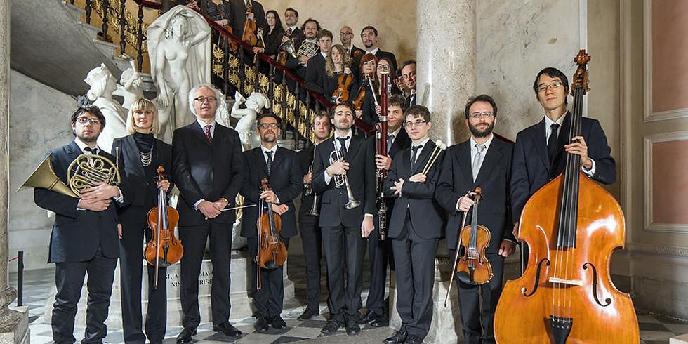 Concerto inaugurale - Nuova Orchestra da camera Ferruccio Busoni - Massimo Belli, direttore