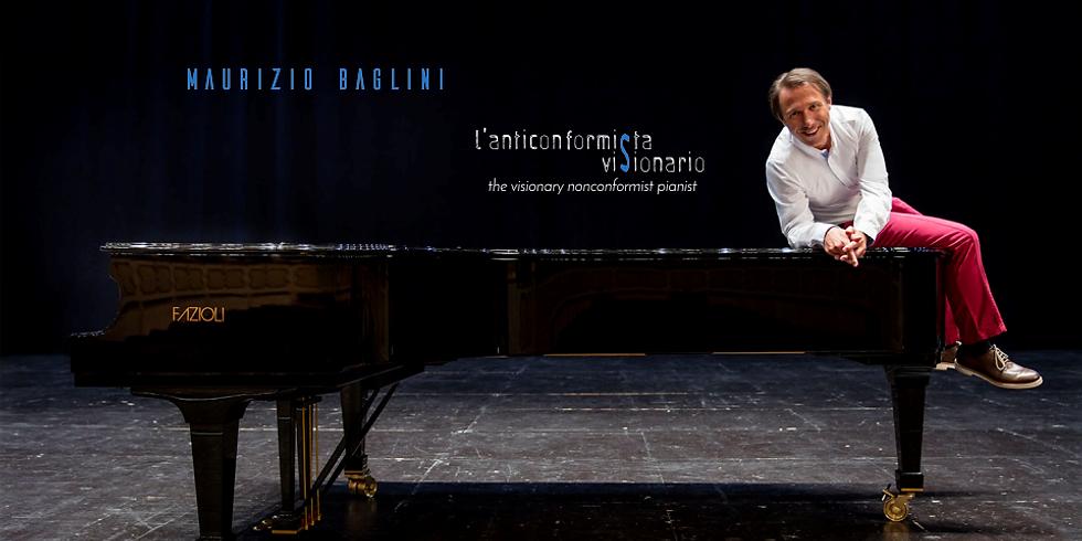 Maurizio Baglini, pianista