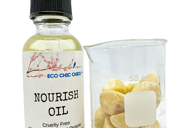 Organic YLANG-YLANG NOURISH OIL 1 oz. | FACE & BODY |