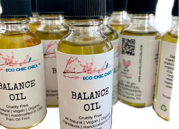Organic TEA TREE & TAMANU BALANCE OIL 1 oz. | FACE & BODY |