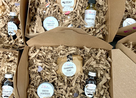 HOPE   Gift box for HER   All natural care for her