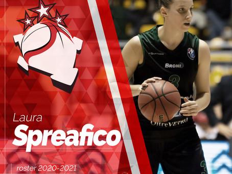 Laura Spreafico è una nuova cestista BiancoRossa