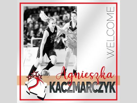 Basket Le Mura Lucca, il nuovo centro parla polacco: ingaggiata Agnieszka Kaczmarczyk