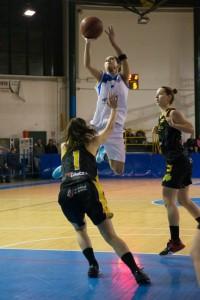 Il Basket Le Mura ingaggia Erika Striulli