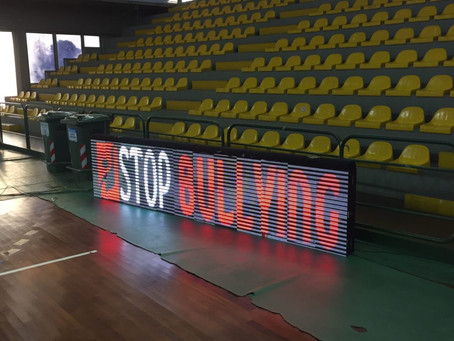 Stop Bullying al via!
