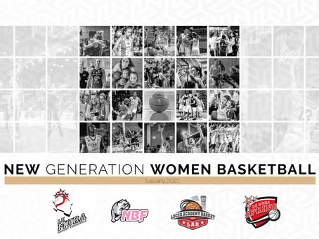"""Basket Le Mura Lucca, il futuro è già adesso: svelato il progetto """"New Generation"""""""