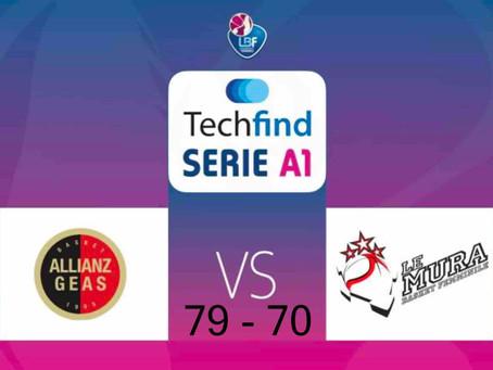 Rassegna stampa post Geas vs Lucca 79-70