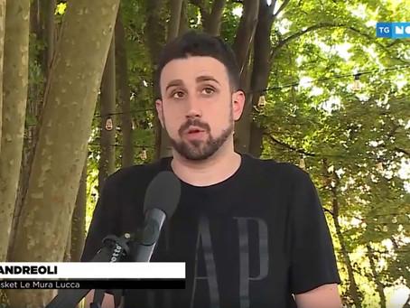 """Basket Le Mura Lucca, coach Andreoli si presenta: """"Orgoglioso di arrivare in una piazza storica"""""""