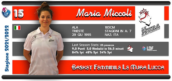#15 Miccoli Maria_scheda