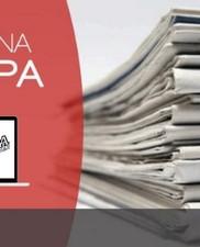 Il pre-partita tra la Dinamo Sassari e il Gesam Gas & Luce Lucca sui giornali locali