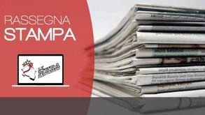 Il pre-partita tra Gesam Gas & Luce Lucca e Akronos Moncalieri sui giornali locali