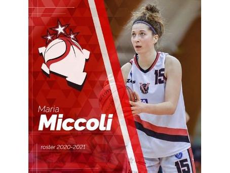 Oggi si parla di Maria Miccoli