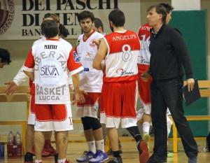 Giulio Bernabei è il nuovo vice allenatore del Basket Le Mura