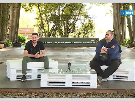 Il servizio di NoiTV della presentazione di coach Luca Andreoli