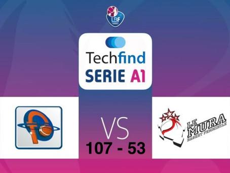Rassegna Stampa post Schio vs Lucca 107-53