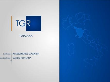 """La rubrica di approfondimento """"Punto per Punto"""" andata in onda sul TGR Rai Toscana"""