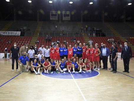 """Il Basket Le Mura Lucca supera Empoli e si aggiudica il 6° """"Trofeo Carlo Lovari"""""""