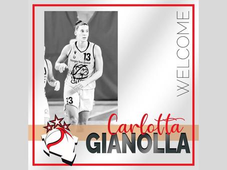 Il Basket Le Mura Lucca si rinforza con Carlotta Gianolla