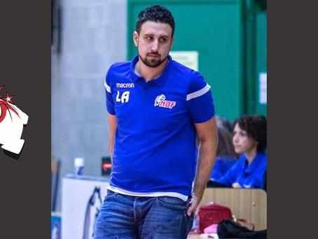 Luca Andreoli è il nuovo coach del Basket Le Mura Lucca
