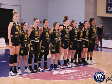 Gesam Gas e Luce Lucca, il blitz di Campobasso vale il decimo posto 49-62