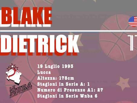 #11 Dietrick Blake Julia